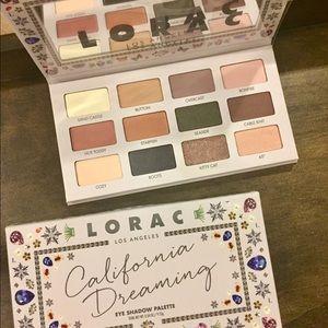 LORAC California Dreaming Palette